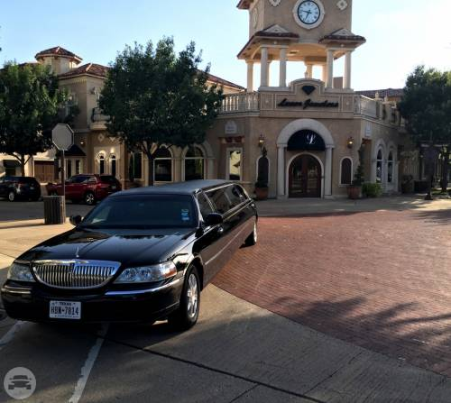 Black Cadillac And Lincoln Town Cars Absolute Transportation