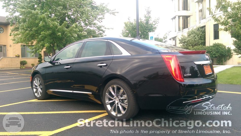 Cadillac XTS Sedan  / Chicago, IL   / Hourly (Other services) $48.00