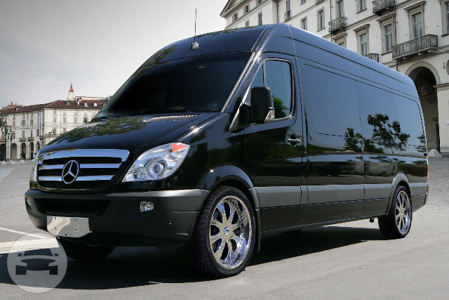 MERCEDES SPRINTER VAN Van  / White Plains, NY   / Hourly $0.00