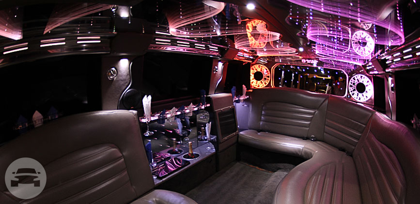 Black Hummer Limo Hummer  / Stafford, TX 77477   / Hourly $0.00