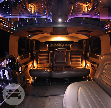 White Hummer Limo Hummer  / Stafford, TX 77477   / Hourly $0.00