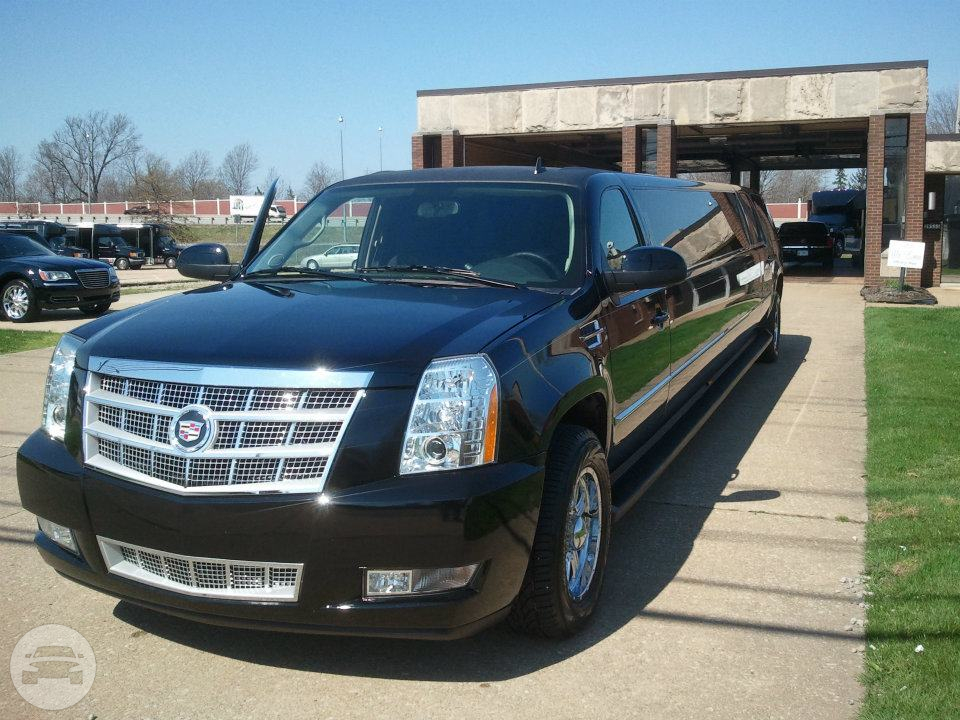 Cadillac Escalade Limousine Limo / Cleveland, OH   / Hourly $0.00