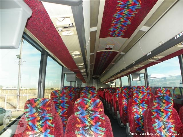 55 PASSENGER MODEL COACHES Coach Bus  / Phoenix, AZ   / Hourly $0.00