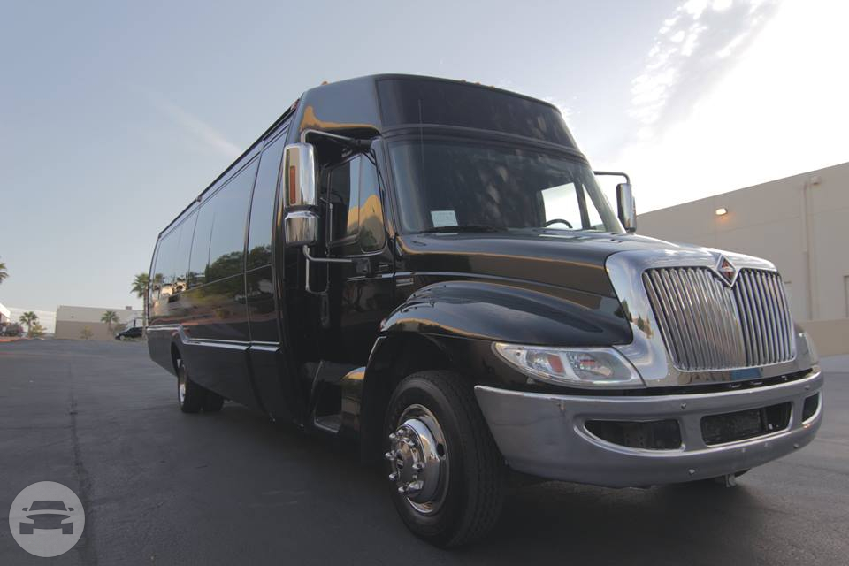 BLACK VIP PARTY BUS Party Limo Bus  / Las Vegas, NV   / Hourly $0.00