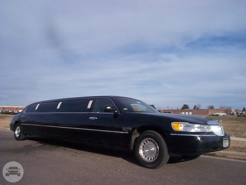 10 Passenger Black Stretch Limousines Limo / Thornton, CO   / Hourly $0.00