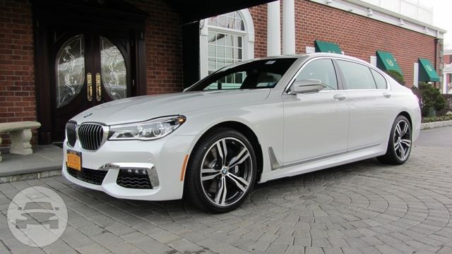 2016 Bmw 750 Xm I Long Door Vip Sedan New York Ny Hourly