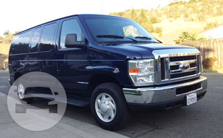 11&14 Passenger Executive Vans / Shuttle Buses Van / San Francisco, CA   / Hourly $90.00