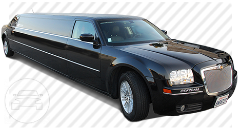 12 Passenger Chrysler Limo (Black) Limo / Los Angeles, CA   / Hourly (Other services) $85.00