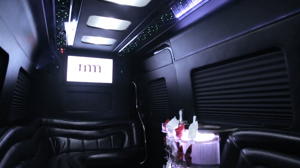 Sprinter Limo Van  / University Park, IL   / Hourly $0.00