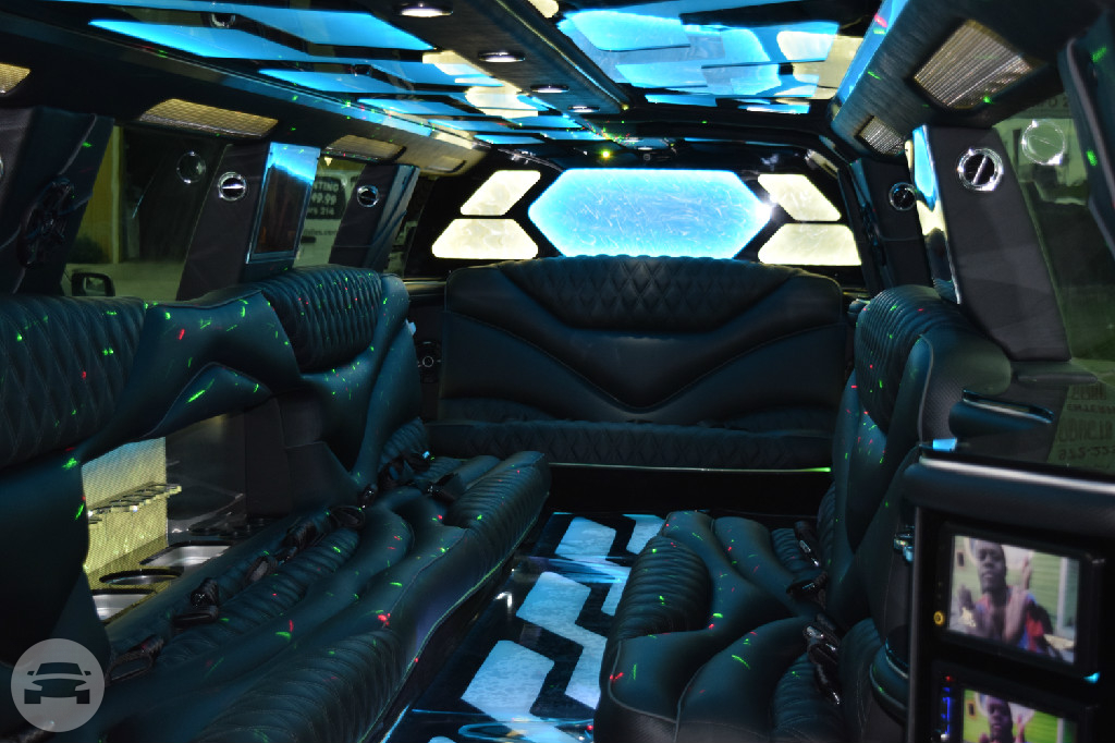 Cadillac Escalade Limo Jet Door Limo / Irving, TX   / Hourly $0.00