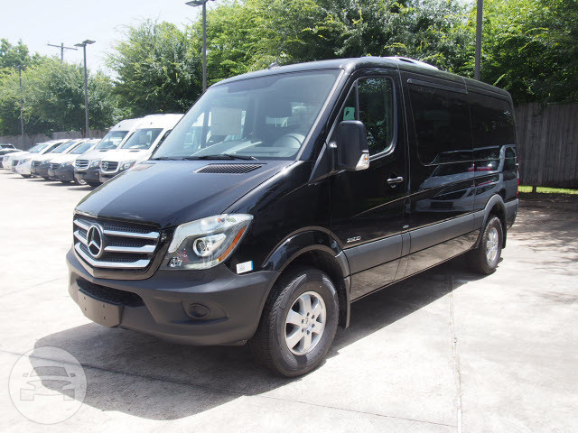 13-Passenger Mercedes Benz Sprinter Van  / Morgan Hill, CA   / Hourly $0.00