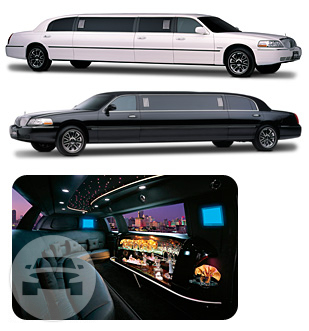 Lincoln Stretch Limo (10 Passenger) Limo / Parsippany-Troy Hills, NJ   / Hourly $0.00