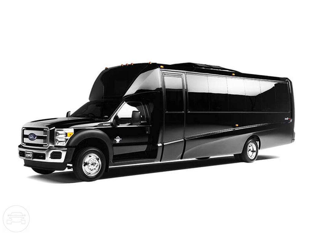 27 passenger Party Bus Party Limo Bus / Riverside, CA   / Hourly $0.00