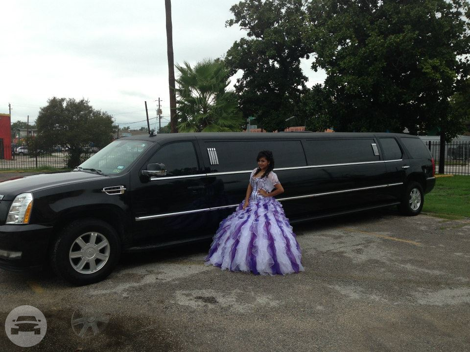 Cadillac Escalade Limousine Limo  / Tomball, TX   / Hourly $0.00