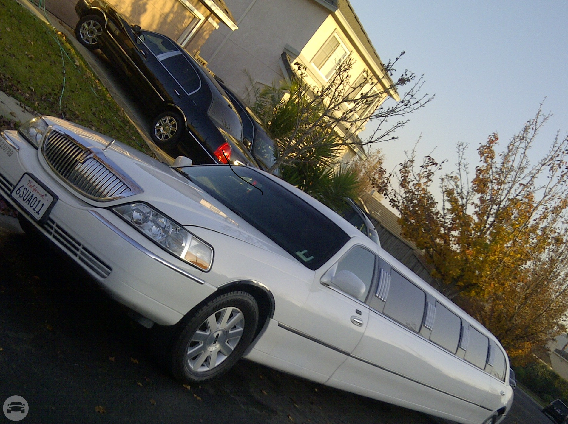 12 passenger stretch limousine Limo  / Larkspur, CA   / Hourly $0.00