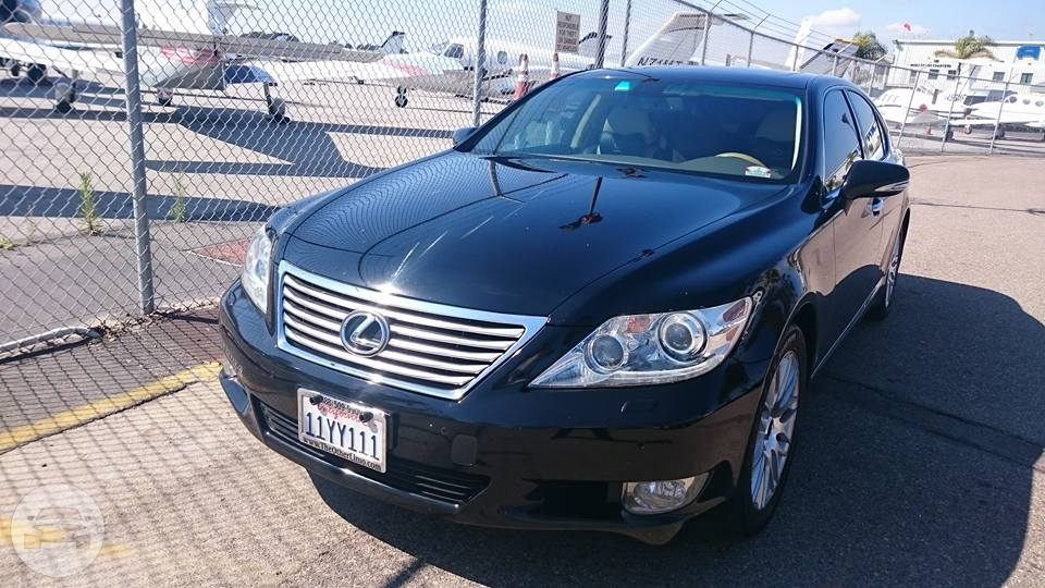 Lexus LS 460 Sedan  / Glendale, CA   / Hourly $0.00