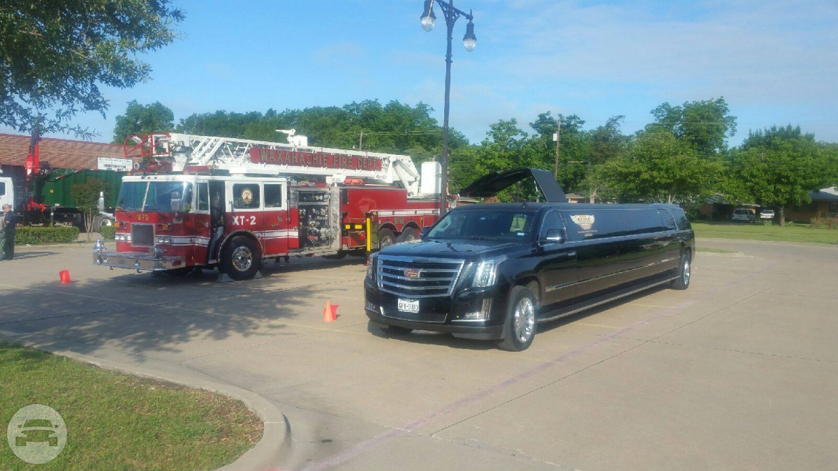 Cadillac Escalade Limo Jet Door Limo / Fort Worth, TX   / Hourly $0.00