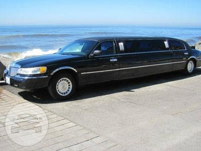 Lincoln Town Car Stretch Limo 8 Passenger Nyc Signature Limo