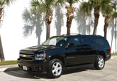 CHEVROLET SUBURBAN SUV  / New Orleans, LA   / Hourly $0.00