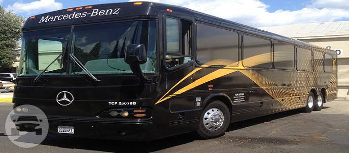 32 passenger Part Buses Party Limo Bus  / Folsom, CA   / Hourly $0.00