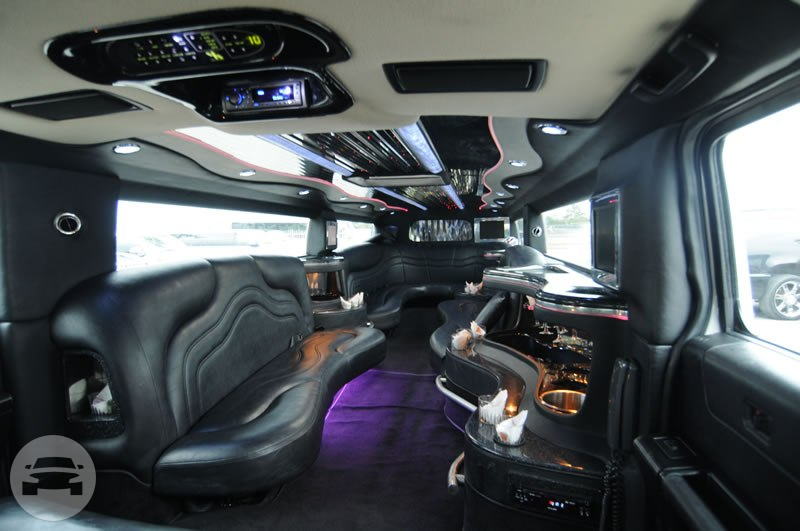 H2 Hummer Limousine Hummer  / Livermore, CA   / Hourly $159.95