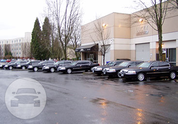 Lincoln Town Car L-Series Sedan  / Portland, OR   / Hourly $74.80