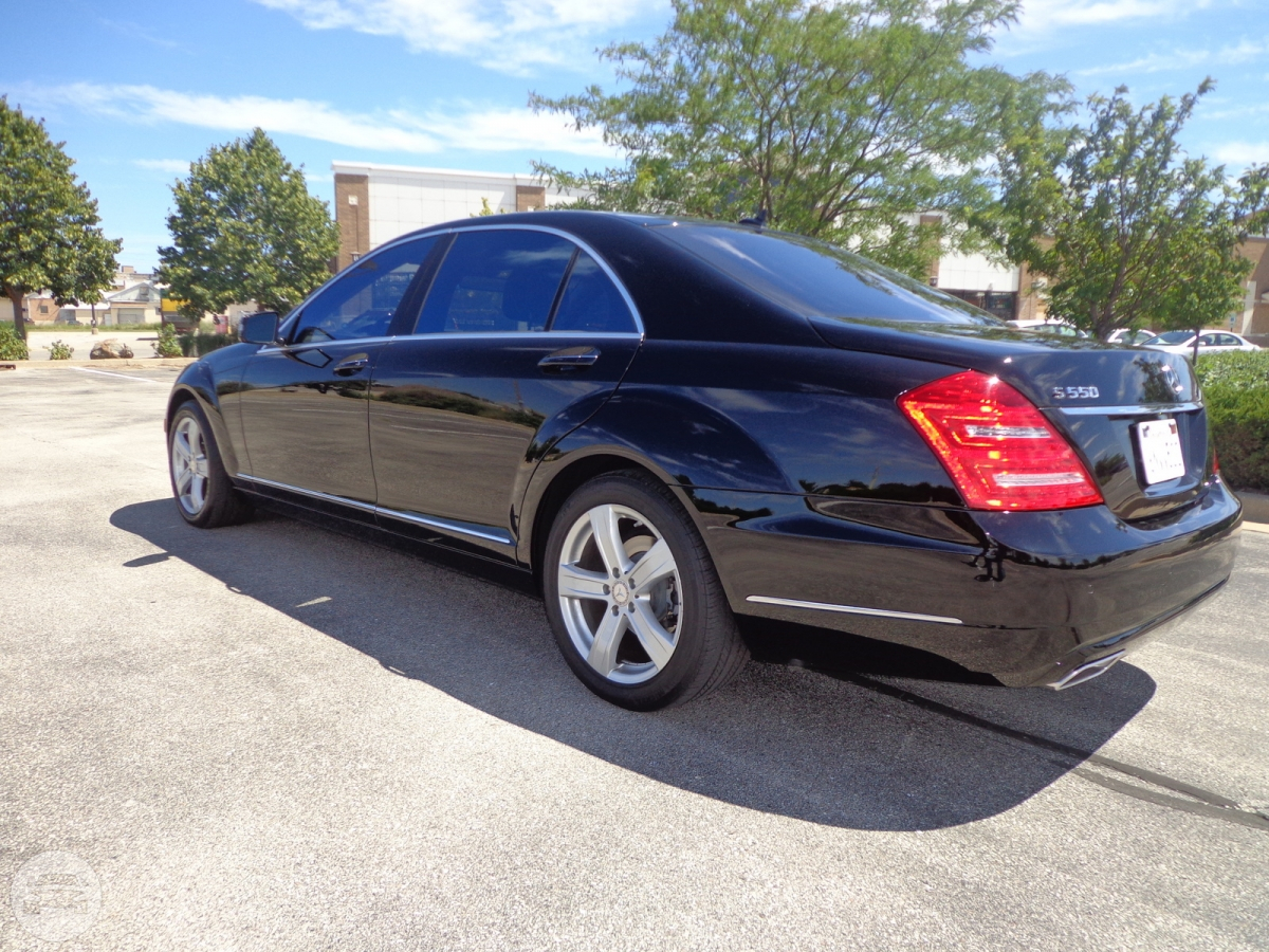 Mercedes Benz S 550 Sedan  / New York, NY   / Hourly $0.00