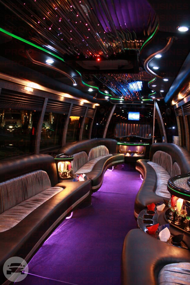 Party Bus Party Limo Bus / Philadelphia, PA   / Hourly $0.00