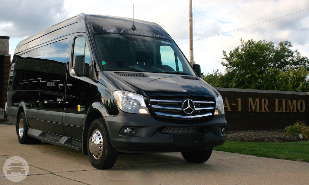 Mercedes Sprinter Limo (Grande Corporate 2) Van / Cleveland, OH   / Hourly $0.00