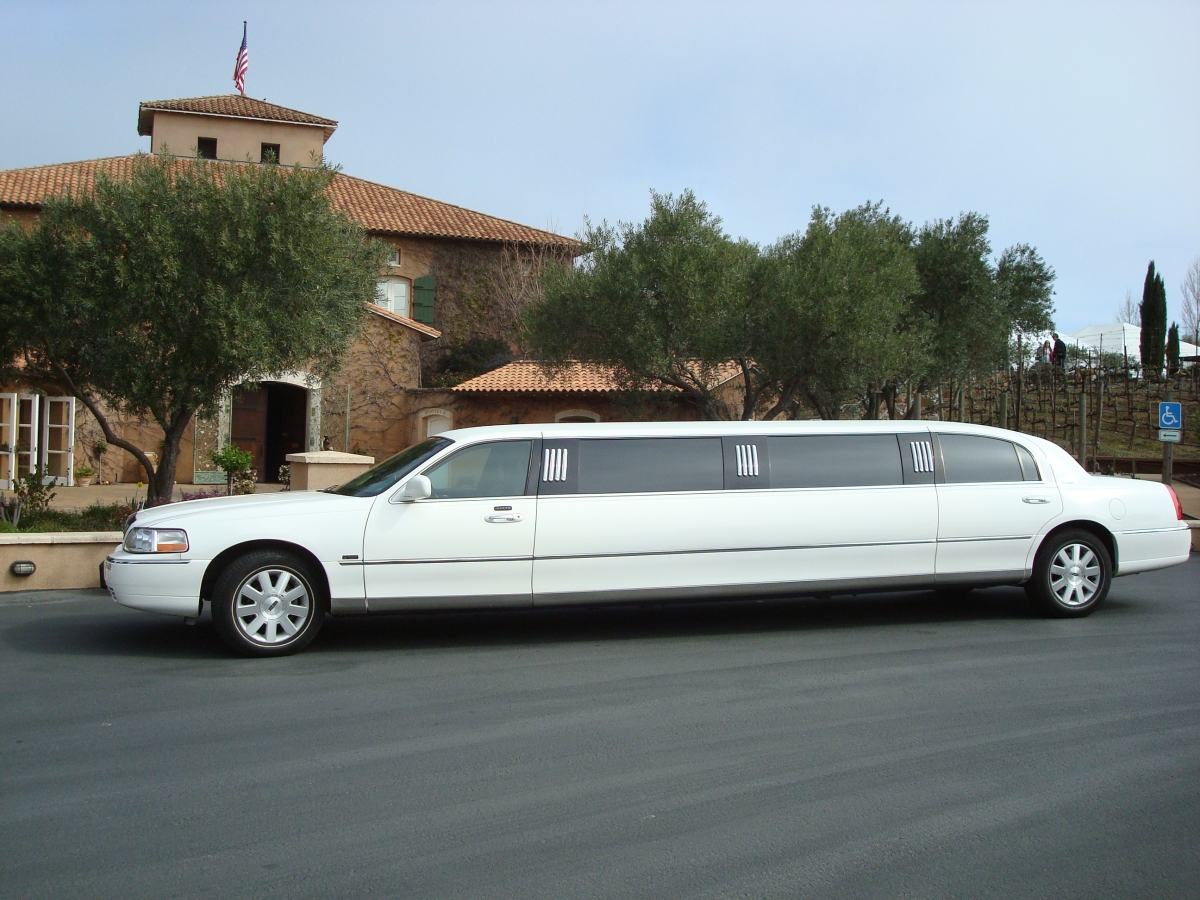 Limo Napa Sonoma Wine Tour From National Limousine Service