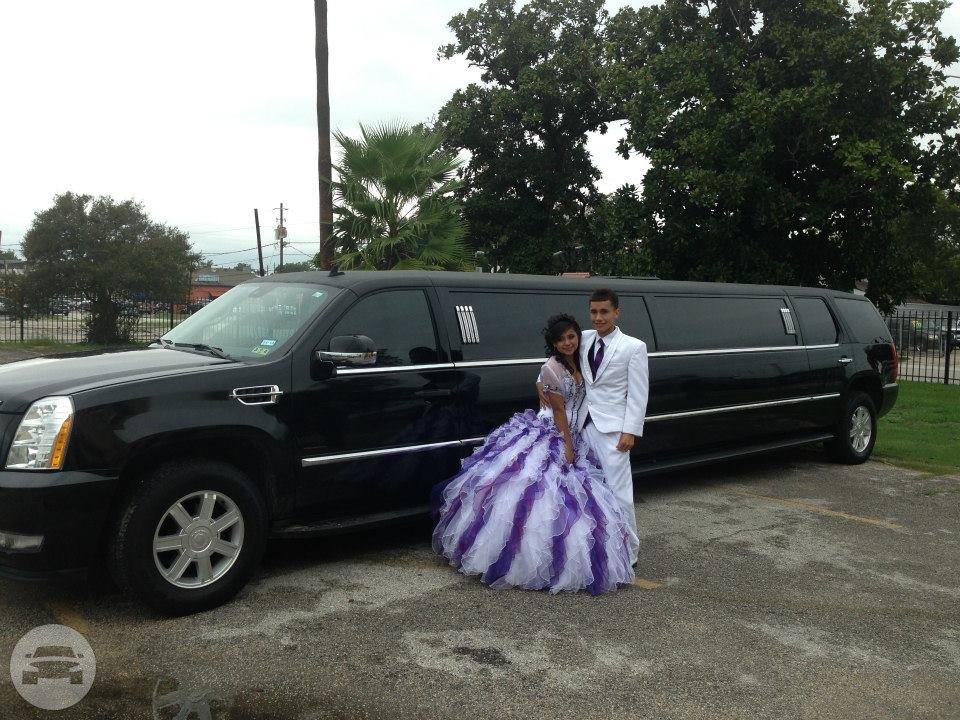 Cadillac Escalade Limousine Limo  / Humble, TX   / Hourly $0.00
