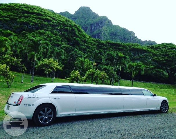 WHITE CHRYSLER LIMO Limo / Waipahu, HI   / Hourly $0.00