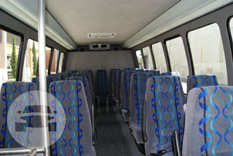 27 Passenger Shuttle Ford Coach Land Yacht Black Coach Bus  / San Ramon, CA   / Hourly $0.00