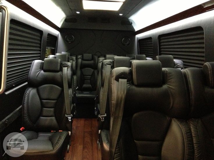 Mercedes Sprinter Van Van  / New York, NY   / Hourly $0.00