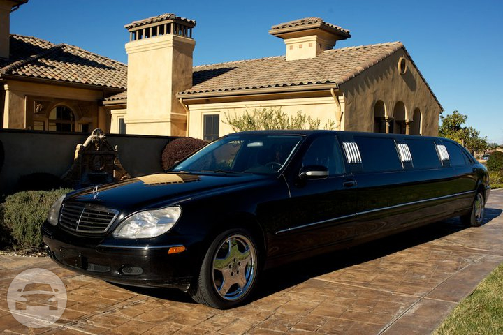 Mercedes Benz S550 Limo / Fair Oaks, CA   / Hourly $110.00