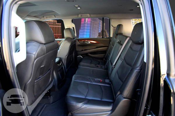 Cadillac Escalade Esv Suv Earth Limos Buses Online Reservation