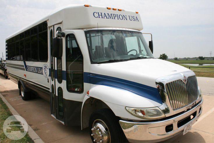 24-32 Passengers Charter Bus Coach Bus / Colleyville, TX   / Hourly $0.00