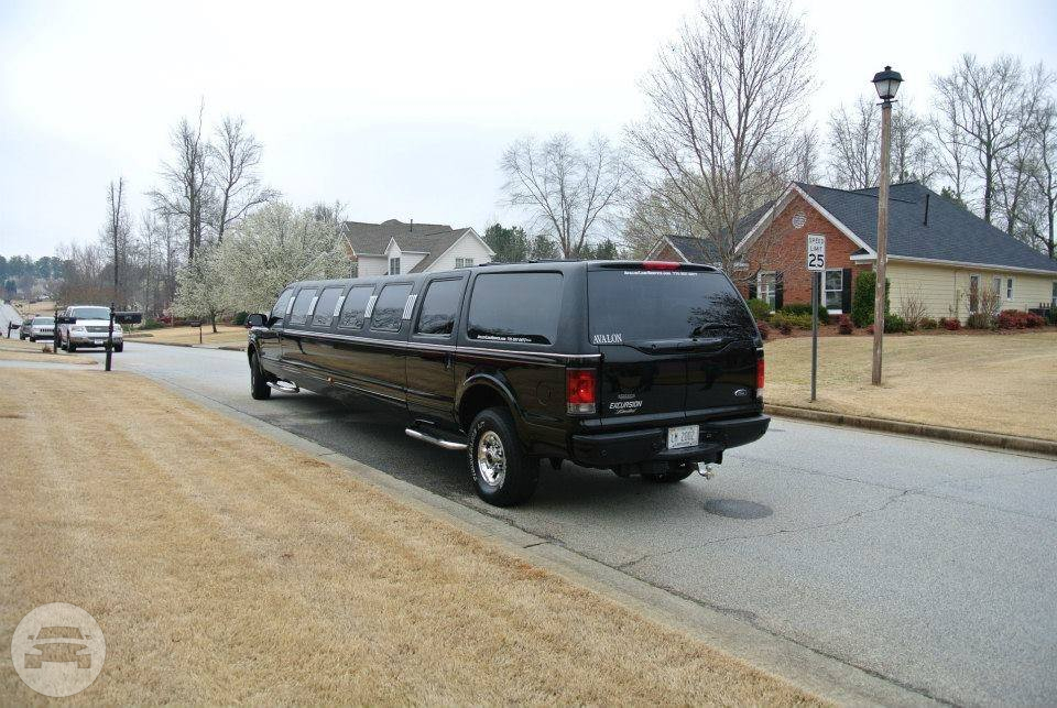 Ford Excursion Limo / Jefferson, GA   / Hourly $0.00