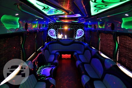 Fantasy - Party Bus Party Limo Bus / Cleveland, OH   / Hourly $0.00