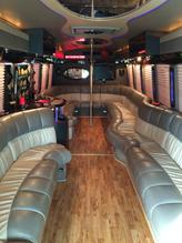 Land Yacht Luxury Coaches (Party Buses) Party Limo Bus  / Detroit, MI   / Hourly $0.00