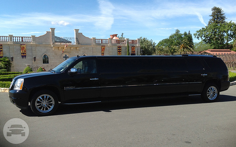 GMC DENALI LIMOUSINE Limo  / San Francisco, CA   / Hourly $140.00