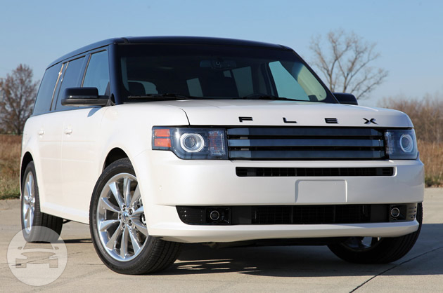 Ford Flex Titanium Suv Los Angeles Ca Hourly