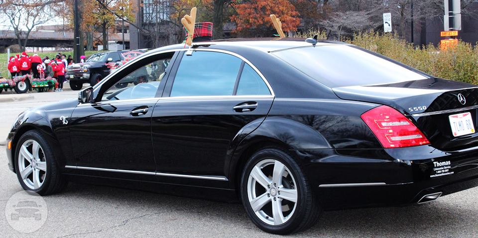 Mercedes Benz S550 Sedan / Akron, OH   / Hourly $0.00