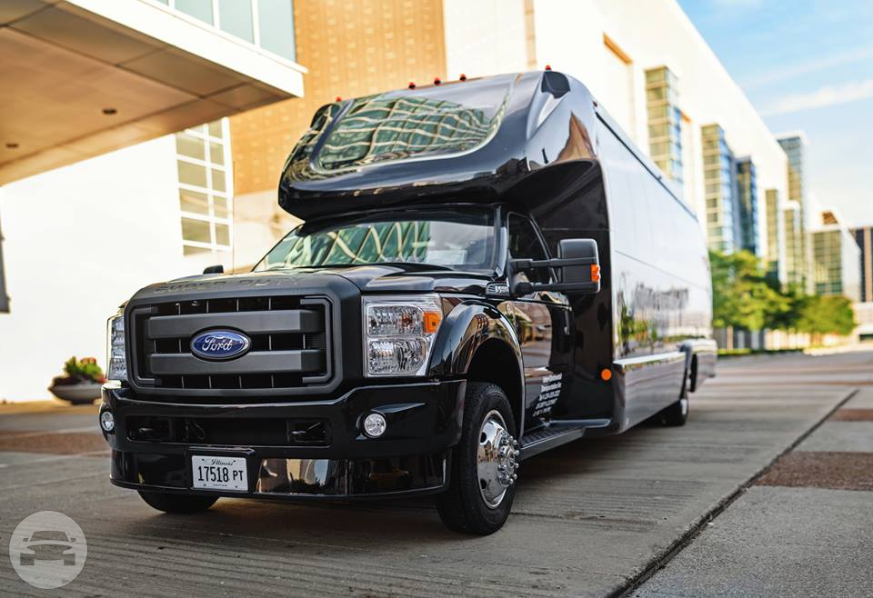 CORPORATE BUS Coach Bus / Chicago, IL   / Hourly $0.00