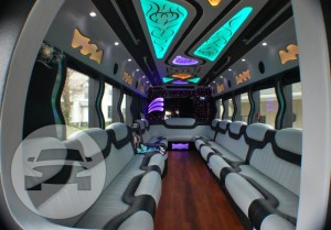 DIAMOND INTERNATIONAL Luxury Party Bus Party Limo Bus  / Bloomfield Twp, MI   / Hourly $0.00