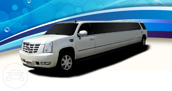 White Cadillac Escalade Limo Limo  / Brighton, CO   / Hourly $0.00