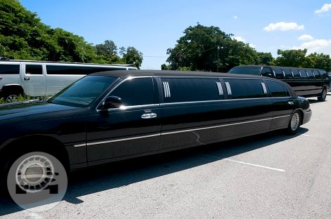 10 Passenger Black Stretch Limousines Limo / Commerce City, CO   / Hourly $0.00