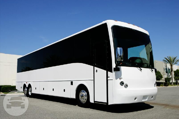 50 Passengers – Charter Bus Party Limo Bus  / Miami, FL   / Hourly $0.00