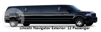 12 passenger Lincoln Navigator  Limo  / San Jose, CA   / Hourly $0.00