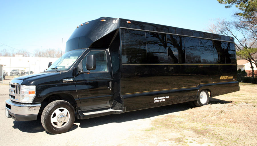 Party Bus Party Limo Bus  / Portsmouth, VA   / Hourly $0.00